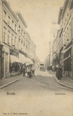 Breda - Ridderstraat
