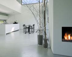 Pictures of Kitchens - Modern - White Kitchen Cabinets (Kitchen House Design, Modern Houses Interior, Decor, House Interior, White Modern Kitchen, Happy New Home, Interior Floor, Home, Modern