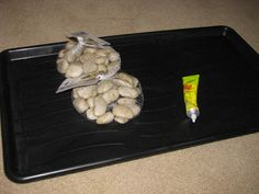 Clean & Scentsible: Pebble Boot Tray