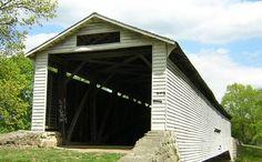 Union Covered Bridge State Historic Site | Missouri State Parks