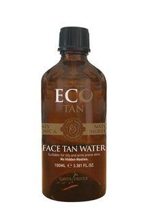 Eco Tan Tan Face Water