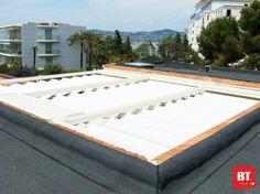 Pergole e pergolati in alluminio e legno | BT Group