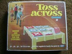 TOSS ACROSS TIC TAC TOE