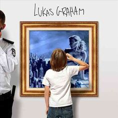 """U.S. 11 track edition of the sophomore album by this Danish soul/pop band led by Lukas Graham Forchhammer. The self-titled album features hit single """"7 Years"""" which is exploding up the charts worldwid"""