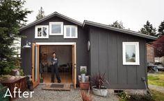 Garage to Mini House.