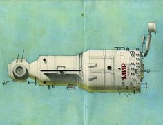 The Soviet Architect Who Drafted the Space Race