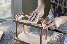 How to Make a Copper Pipe Pour-Over Coffee Stand