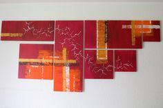 YAY' peintures abstraites Advent Calendar, Holiday Decor, Home Decor, Art Deco, Contemporary, Abstract Paintings, Art Paintings, Decoration Home, Room Decor