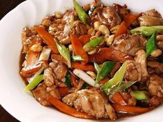 ­­: Kung Pao Chicken Slimming world