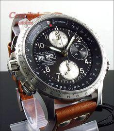 Hamilton X-wind khaki #Watches