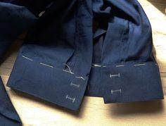 Tutorial para confeccionar una camisa clásica de mujer