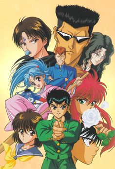 Yu Yu Hakusho New Hair Cut new haircut virat kohli Manga Anime, Film Anime, Anime Art, Anime Comics, Marvel Comics, Anime Cosplay, Yu Yu Hakusho Anime, Yoshihiro Togashi, Familia Anime