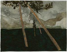Landscape II, 2007 - Mamma Andersson