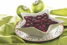 Holiday Cranberry Sauce  Please the whole family with this holiday classic. It's great with turkey sandwiches too.