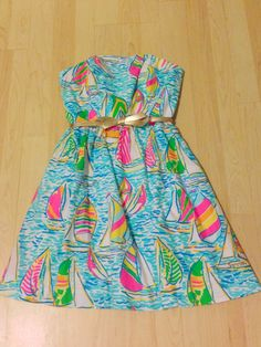 My only regret is not buying anything in this pattern! Especially this dress!