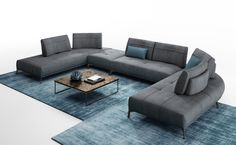 For your signature home, explore an exclusively curated selection of finest, contemporary furniture and interiors from the leading Italian and European brands. Scandinavian Sofas, Contemporary Furniture, Couch, Auckland, Boston, Home Decor, Settee, Decoration Home, Sofa