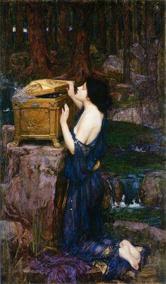 John William Waterhouse - Pandora, 1896.jpg