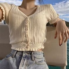 Style Ulzzang, Ulzzang Fashion, Korean Fashion, Aesthetic Fashion, Look Fashion, Aesthetic Clothes, Cute Casual Outfits, Pretty Outfits, Looks Pinterest