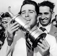 Gary Player won his first major at Muirfield in 1959