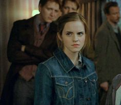 Her face. And George's and Fred's faces. XD