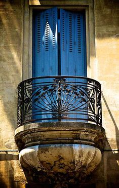 Nice french for balcony made easy