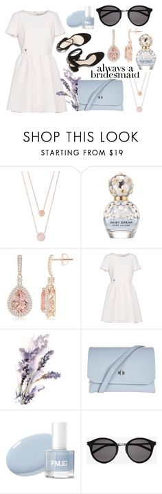 """""""Bridesmaid"""" by tillyjoelsson ❤ liked on Polyvore featuring Michael Kors, Marc Jacobs, Christian Dior, Topshop and Yves Saint Laurent"""