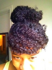 3 Styles To Blend Your Hair Textures While Transitioning - BlackHairInformation.com - Growing Black Hair Long And Healthy