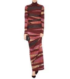 8b145e7994da5 Emilio Pucci - Wool-blend maxi dress - mytheresa.com