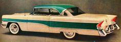 1956 Packard Clipper Super 2-Door Hardtop