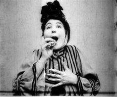 Alice Guy Blaché, Madame a des envies (1906, Gaumont). Courtesy of Gaumont Pathé Archives, Paris Retrospective at The Whitney