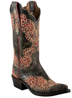 Lucchese 1883 Aviator Cowboy Boots