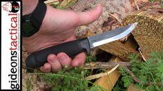 Marttiini Condor Timberjack Knife Review