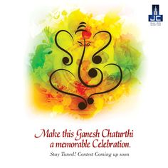 This #GaneshChaturthi stay tuned along with your friends on Jaycee Homes page as we have an interesting contest coming up.