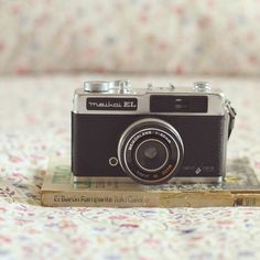 I'm in love with vintage cameras