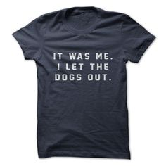 I Let The Dogs Out - On Sale