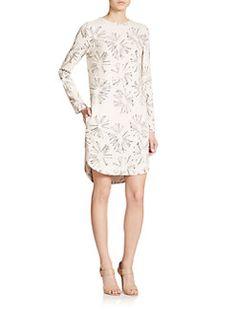 Akris Punto - Matchstick Print Dress