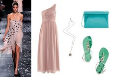 Invitada especial: Vístete para cada tipo de boda  http://www.glamour.mx/moda/articulos/bodas-vestidos-tips-moda-tendencias-looks/1478