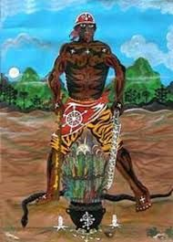 Image result for siete rayos palo mayombe