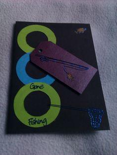 Gone fishing by kdkardz on Etsy, £1.50