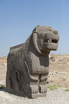 Ain Dara Neo-Hittite Temple