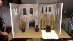 Cenario de Sala do trono - Evangelismo Infantil