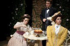The Importance of Being Earnest- CU Theatre, Fall 2010 - Cedarville University  (Production Photos by Scott Huck)