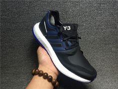 competitive price 272b5 cfac7 Promotion Femme Adidas Y- Pur Boost -Empire Bleu- Chaussures De Course Pour  Es
