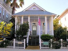 St. Simons Island Cottage Rental: Frederica Cottage ~ Newly Re-decorated Gem In Coast Cottages | HomeAway
