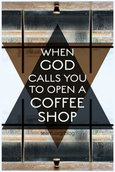 Missionaries are using a coffee shop ministry to share the Gospel one cup of coffee at a time. Pin now to learn how they do it and get inspired to use your talents to share the Gospel. Starting A Coffee Shop, Opening A Coffee Shop, My Coffee Shop, Coffee Girl, Coffee Shops, Thai Coffee, Coffee Coffee, Coffee Travel, Mobile Coffee Shop