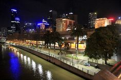 Melbourne by night-1. by Awes Amin