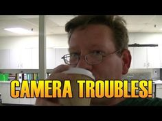 I left my camera at work over the weekend, and had to make a quick vlog this time. My brand new camera has been acting upon top of that, and I am not happy about it.     My channel: https://www.youtube.com/user/stevev4915?feature=mhee    Facebook: http://www.facebook.com/#!/steve.voudrie.1    Twitter: https://twitter.com/SteveVoudrie    Pinterest: http:...