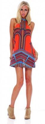 Tribal Dress by #BEBE Price: $119.95 #Fashion