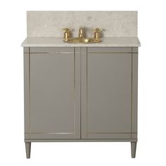 Plaid Vanity - Justin Van Breda  | J. Tribble bathroom vanity
