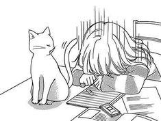 #wattpad #random good ol' anime aesthetic for your aesthetic self ʕ •ᴥ•ʔ Manga Anime, Manga Kawaii, Manga Cute, Manga Girl, Fan Art Anime, Anime Art Girl, Anime Girls, Character Art, Character Design